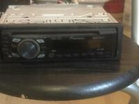 Car stereos and headphones for sale all in good working order