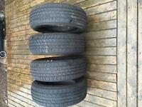 Selling 4 All Season Tires