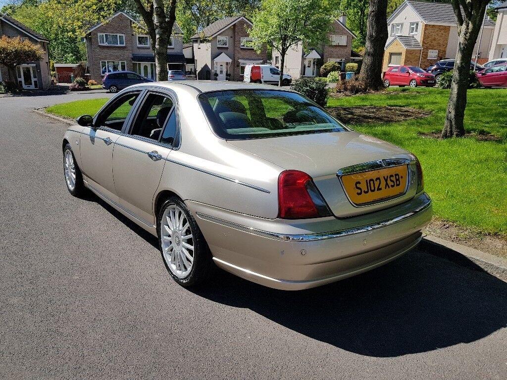 Rover 75 Connosure