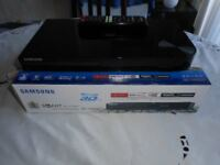 Samsung BD-H6500 3D Blu Ray player with 4K upscaling