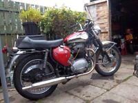 bsa a65 1970