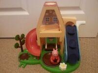 PEPPA PIG: Weebles Playhouse