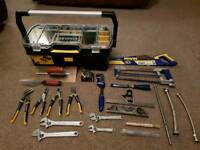"Stanley Top Edge 24"" Toolbox & Quality Tools"