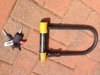 OnGuard U-Lock Bike Lock