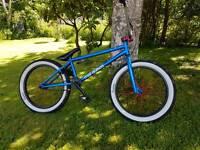 """Mafia Kush 2 20"""" BMX Bike in blue"""