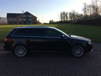 2006 AUDI A4 2.0T SE S LINE AVANT / MAY PX OR SWAP