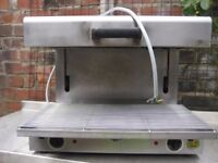 Salamander Pro 1 Adjustable Commercial Electric Salamander Grill.