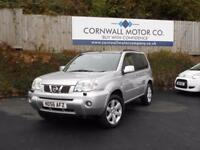 NISSAN X-TRAIL 2.2 AVENTURA DCI 5d 135 BHP FULL HEATED LEATHER + (silver) 2006