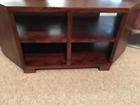 John Lewis - Wooden TV stand