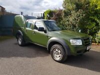 2008 08 ford ranger 4x4 space cab pick up d/c space cab in forrest ex natural resources gun cabnit