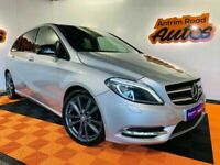 2013 MERCEDES B180 SPORT ** AUTOMATIC ** VERY LOW MILES ** BUY FROM HOME TODAY AND GET FREE DELIVERY