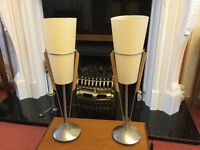 Pair of Lovely, Elegant, Table Lamps