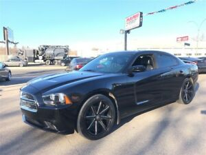 2014 Dodge Charger SXT Plus Leather & Sunroof