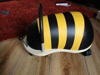 Wheely Bug - bumblebee - large size - age 3+