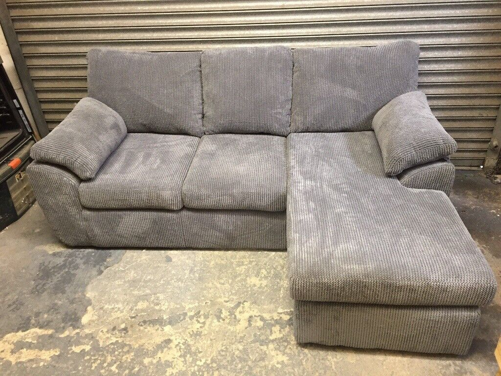 Stupendous Grey Reversible Corner Chaise Sofa New In Stockport Manchester Gumtree Pdpeps Interior Chair Design Pdpepsorg