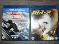 Mission Impossible 2 & Ghost Protocol