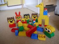Lego Duplo – Creative / Animal set (50 pieces)