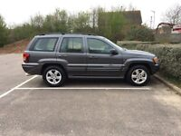 Jeep Grand Cherokee Overland for sale