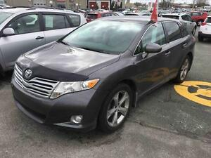 2012 Toyota Venza V6 AWD CUIR TOIT PANORAMIQUES