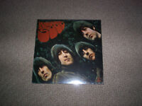 The Beatles RubberSoul Album NEW Sealed
