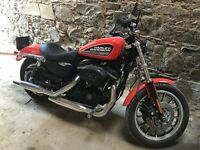 Harley Davidson XL 883 R Sporster