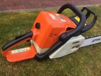 Stihl chainsaw 039