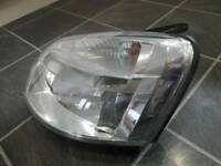 citroen berlingo n/s passenger headlight