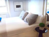 BEDROOM available in SHORT TERM flat share _ EARLS COURT_ Central London Zone 1_ Clean + Friendly