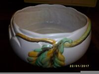 CLARICE CLIFF FRUIT BOWL NEWPORT POTTERY
