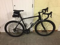 Planet X Superlight Pro Carbon Road Bike & 50mm tubular wheelset (Dura-Ace, Ultegra, 105)