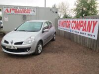 RENAULT CLIO 1.2 LTR 2008 58 1 YEAR MOT FULL SERVICE HISTORY NICE CLEAN CAR!!! REDUCED!!!