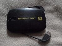 Brunton electronic charger