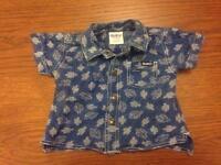 Osh Kosh Shirt (6 Mths)