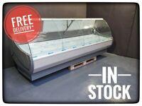 508cm Serve Over Counter Meat Display Fridge Butcher N3918/19 £5292+VAT OFELIA