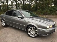 Jaguar x type premium edition