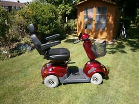 TGA Sonet Mobility Scooter