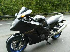 HONDA BLACKBIRD CBR1100XX LOW MILEAGE 25K