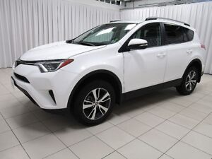 2018 Toyota RAV4 HURRY!! DON'T MISS OUT!! LE AWD SUV w/ BACKUP C