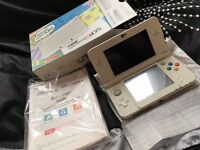 *new* Nintendo 3ds (with games)