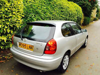 **GENUINE 34K** TOYOTA COROLLA 1.4 GS + FULL S/ HISTORY + 1 FOWNR + 3 KEYS + IMMACULATE CAR THROUGHO