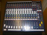 Soundcraft EPM12 Recording/Mixing Desk