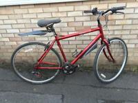 Man's Apollo Lightweight aluminium hybrid bike in great condition