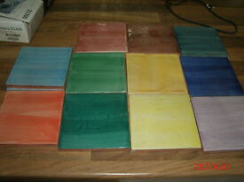 KITCHEN WALL TILES MANY COLOURS
