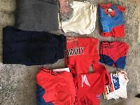 Boys clothes aged 7-8
