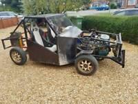 Subaru mv1800 based off road buggy 4wd/2wd swaps