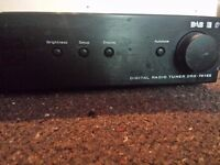 Pure DAB digital radio tuner drx-701es