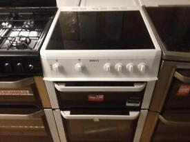 Beko 60cm electric cooker (fan oven)