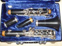 Armstrong B flat Clarinet