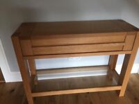 Marks and Spencer Sonoma console table