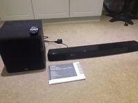 Yamaha Soundbar (YAS-203) For Sale - Less Than 1 Year Old